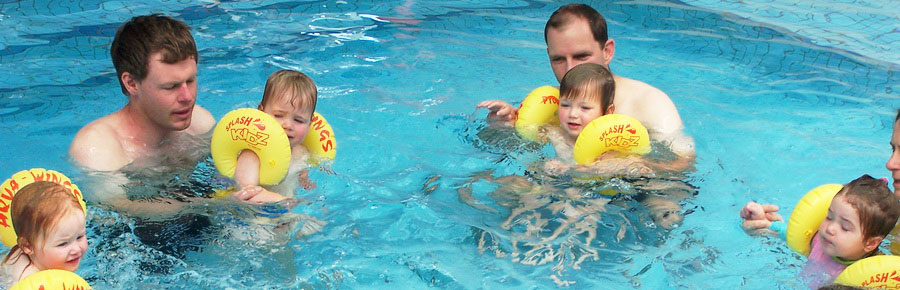 Tots Parent And Child 6 24mths Eltham Swimming School